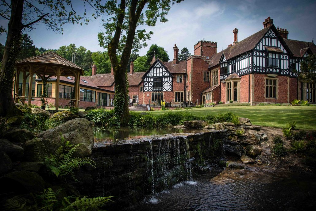 Northop Hall Country House Hotel Menu