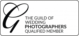 guild of wedding photographer's logo